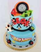 [nr: 2554 ] tort hot wheels